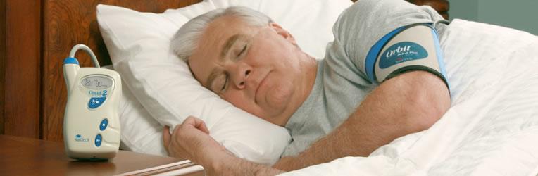 A MAPA permite detectar  variações da pressão arterial no sono e em outras atividades do seu dia-a-dia.